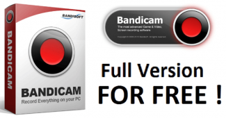Bandicam 5.0.1.1799 Crack & Product Key Free Download 2021