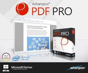 Ashampoo PDF Pro 2.1.0 Crack & Activation Key 2021 Full Download